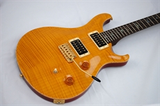FOR SALE, USED PRS 2004 / Custom 24 Artist / Vintage Yellow / 10 Top / Solid Indian Rosewood Neck
