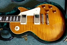 TOKAI LS138F love rock Les Paul, with AAA flame top
