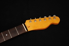 60's retro Tele neck, rosewood fingerboard, Kluson style machines,