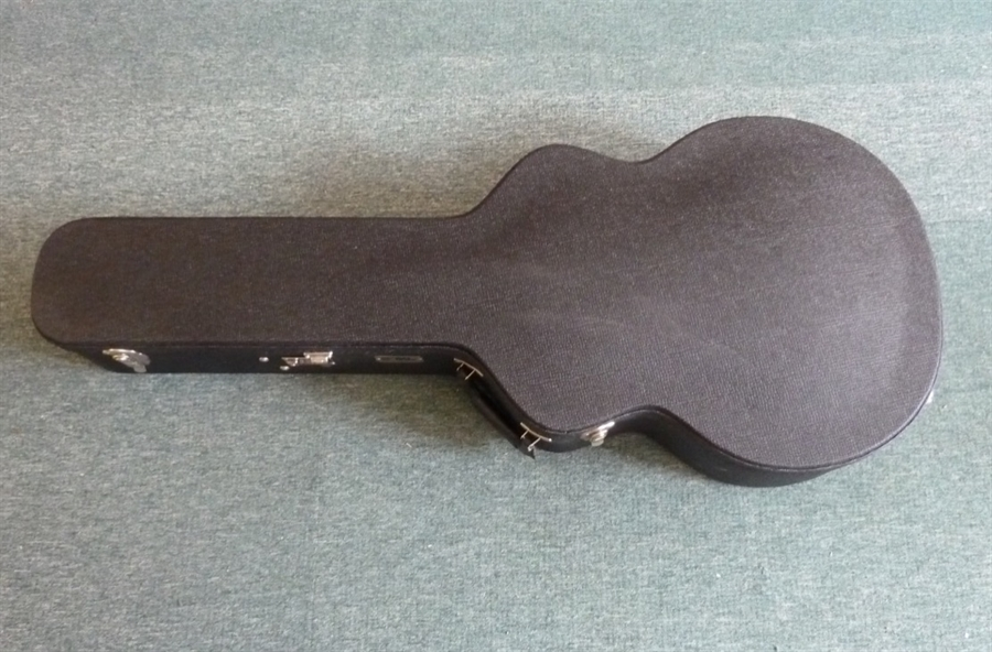 Tkl Arch Top Guitar Case For Sale New Used