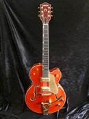 08' Gretsch Chet Atkins 6120 electric guitar, de luxe hard case, beautiful cond, Bigsby, Filtertrons