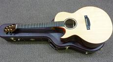 For Sale, New L/H Terry Pack SJRS, solid rosewood b/s, solid spruce top, handmade