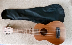 New Soprano Ukelele unbranded ,mahogany, sapele,  great opportunity for £39.95