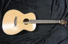 NEW Terry Pack OMRC left handed, solid rosewood/cedar orchestra model acoustic guitar