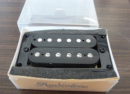 60's retro Radiotone Humbucker electric guitar pick up,bridge 16K half price