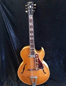 1959 Gibson L4C blonde, all original, de armond pick up fitted.